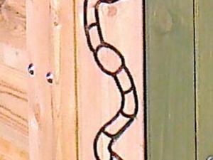 Worm engraving