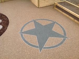 Bound Gravel Star