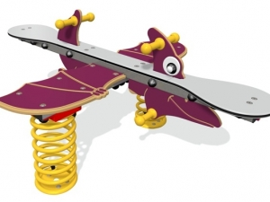 Pterodactyl See Saw