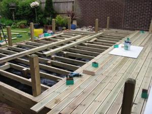 Installation Underway