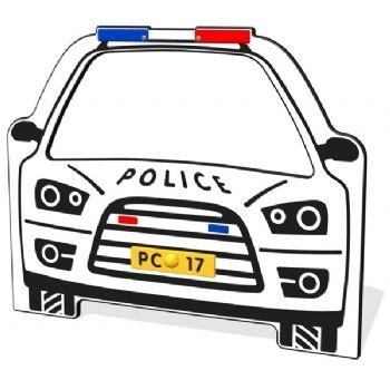 Police Car Panel