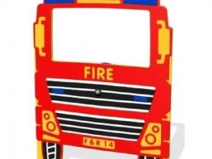 Fire Engine Panel