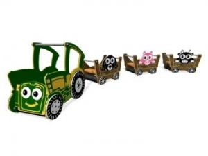 Toby the Tractor (EY)
