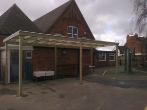 Canopy shelter