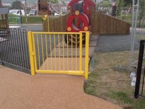 Bound Gravel Gate