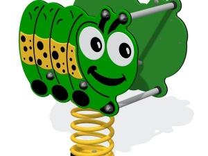 Caterpillar Springer
