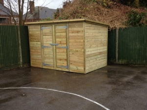 storage shed 3