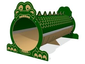 Dinosaur tunnel