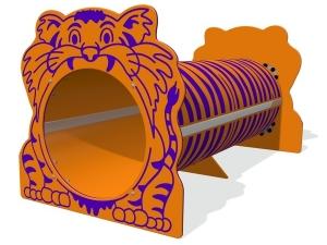 Tiger tunnel